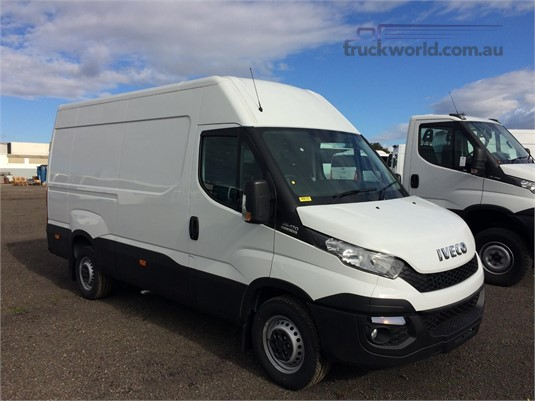 2018 Iveco Daily 35s17a8v - Light Commercial for Sale