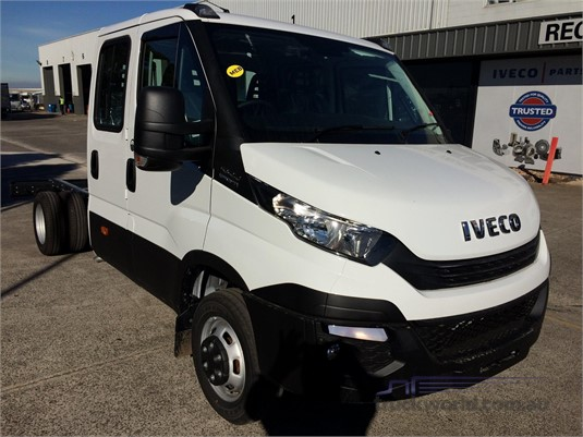 2018 Iveco Daily 50C21 - Trucks for Sale
