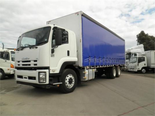 2012 Isuzu FYJ - Trucks for Sale