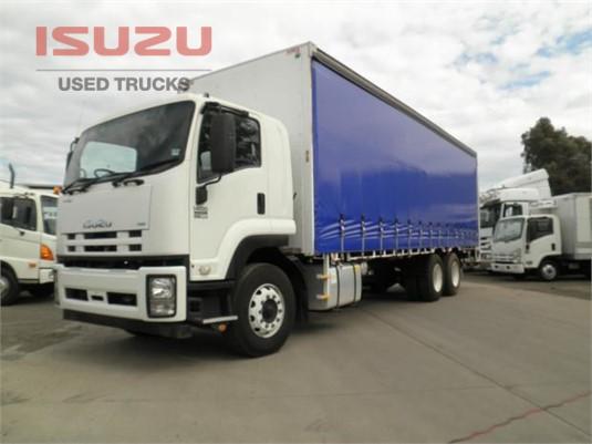 2012 Isuzu FYJ Used Isuzu Trucks - Trucks for Sale