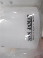 (5) San Jamar Cup Lowerators