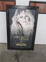 """Framed Poster, 38 1/4"""" x 58 1/2"""""""