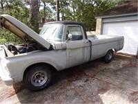 1964 F100  Ford PU Truck