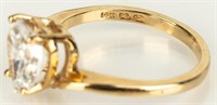 Jewelry 14kt Yellow Gold Heart Ring