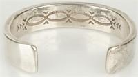 Jewelry Heavy Sterling Silver D Morgan Bracelet