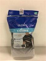 GILDAN4 PACK XL SHIRTS, ASSORTED COLOURS