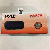 PYLE WATER RESISTANT STEREO HOUSING