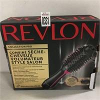 REVLON HAIR DRYER/VOLUMIZER