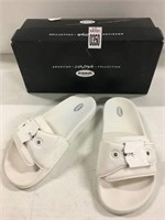 DR SCHOLLS WOMEN'S SANDALS SIZE 6 (AS IS)