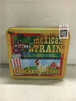 MEXICAN TRAIN CHICKEN FOOT GAMES