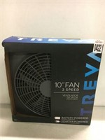 "TREVA 10"" FAN  2 SPEED"