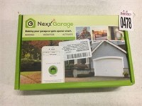 NEXX GARAGE NXG REMOTE COMPATIBLE DOOR OPENER
