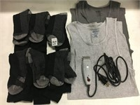 ASSORTED MENS ITEMS SIZE LARGE