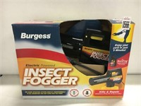 BURGESS ELECTRIC POWERED - INSECT FOGGER