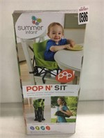SUMMER INFANT POP N'SIT