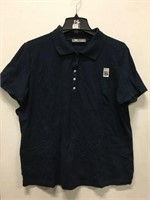 LEE RIDERS WOMEN'S POLO SHIRT SIZE 2XLARGE