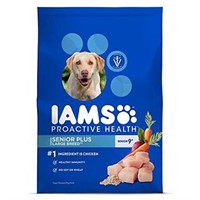 IAMS 30LBS PROACTIVE HEALTH SENIOR PLUS DOG FOOD