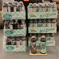 ARIZONA LEMON ICE TEA 591ML/144 PCS