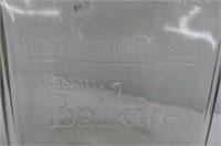 Balkite Counter Jar (chip), 2 Vintage Beaters