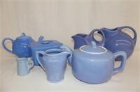 Beauceware Pitcher, Lipton's Teapot