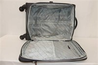 Air Canada Suitcase w/Wheels, Christmas Lights, Co