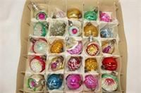 Vintage Christmas Ornaments & Tree Topper