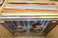 Approx. 30 Assorted Records