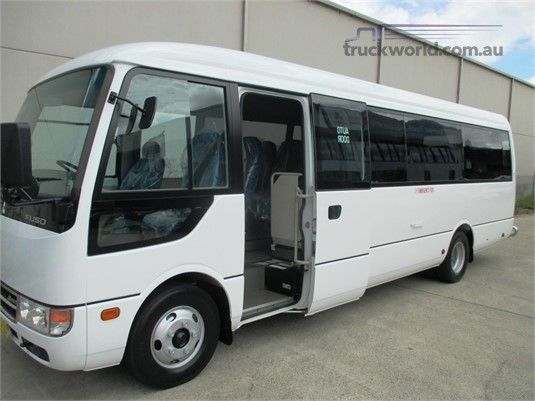 2019 Fuso Rosa Deluxe - Buses for Sale