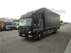 MERCEDES-BENZ ATEGO 1229  used