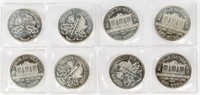 Coin 8 Troy Ounces of Silver Austria 1.50 Euro