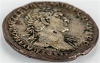 Coin 98-117 Year Ancient Silver Denarius