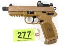 Gun FN FNX-45 Tactical Semi Auto Pistol in 45 ACP