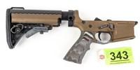 Gun Seekins Precision AR Lower