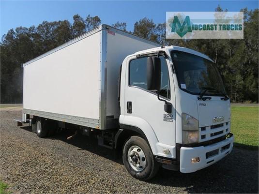 2011 Isuzu FRD 500 X Long Midcoast Trucks - Trucks for Sale