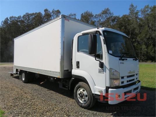 2011 Isuzu FRD 500 X Long Used Isuzu Trucks - Trucks for Sale