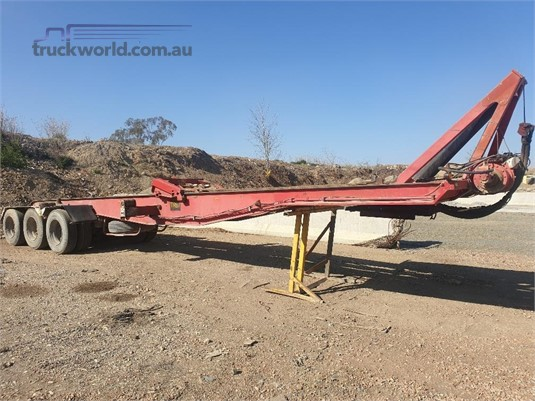 White St3 Tipping Skel Trailer - Trailers for Sale