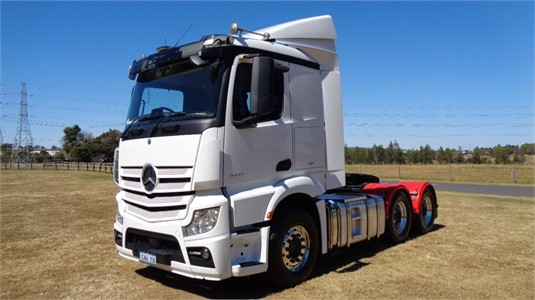 2017 Mercedes Benz other - Trucks for Sale