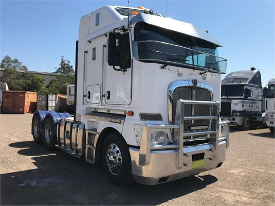 2011 Kenworth K200 - Trucks for Sale