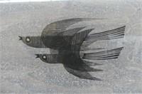Flying Birds Print (1963)  No.84/100