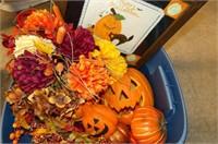 Sterlite Tote - Fall & Hallowe'en Décor