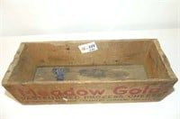 Meadow Gold Pasteurized Process Cheese Box