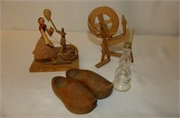 Wicker & Wooden Doll Furniture
