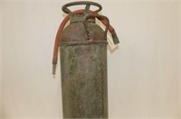 Guardene Brass Fire Extinguisher