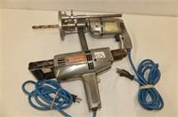 Western Model 41 Drill, Ram Drill w/Bore A Line