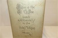 "Coffee - Hotel McAlpin Box 9.5"", Daily Delight Mug"