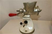 Crockery Bowl (damaged) - Spong & Co. 601 Grinder