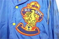 Vintage RCEME Jacket (Men's Small-Medium)