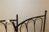 2 Wrought Iron Chair Frames