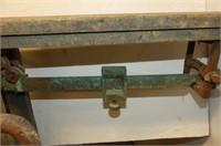 Platform Scale w/Bracket