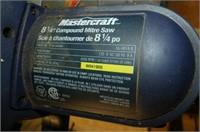 """Mastercraft 8 1/4"""" Compound Miter Saw"""